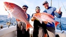 Fishing for GIANT Snapper and Amberjacks with Dude Perfect