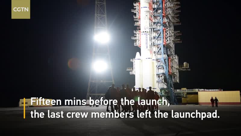 The review of Chang'e 4 lunar probe's lunar journey