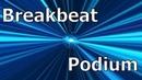 Breakbeat Podium 05 - 700 Ringtones - For iOS Devices - iPhone, iPad
