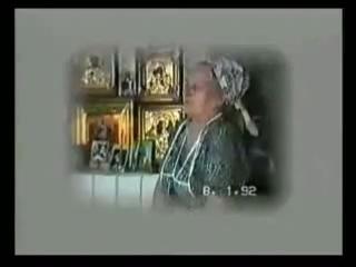 Фильм Отченька (О схиархидиаконе Антонии.) После электропыток стал слепым - но какой ДАР ЛЮБВИ от него исходил.