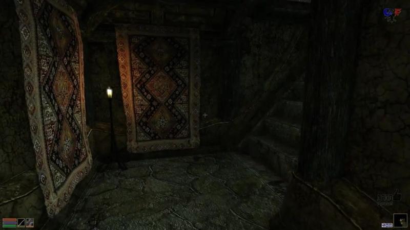 [GallFiction] Morrowind 59 «Розыск»