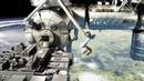 Спутник уборщик с гарпуном запустили с борта МКС