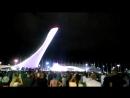Поющие фонтаны в Олимпийском парку