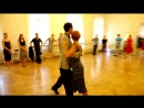 Школа аргентинского танго спб Эрнан Бруса Юлия Зуева 04