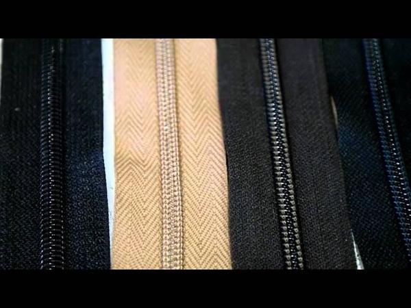 Как выбрать правильную молнию Замок молния обзор Материал для ремонта обуви