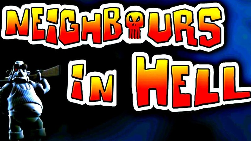 СЛОМАЛ КЛАВИАТУРУ 😡 ► Neighbours From Hell Hardcore