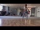 Alissa Alina - bachata footwork