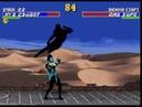 Sega Mega Drive 2. Mortal Combat 3 - Ultimate. Noob Saibot