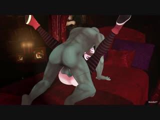 Rule34 Hotel Transylvania Mavis Dracula 3D porn