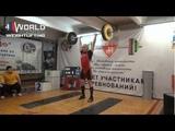 БАГАПШBAGAPSH (85) 80х-80-83105-110-112х. Moscow- Grif club competitions30.12.2018