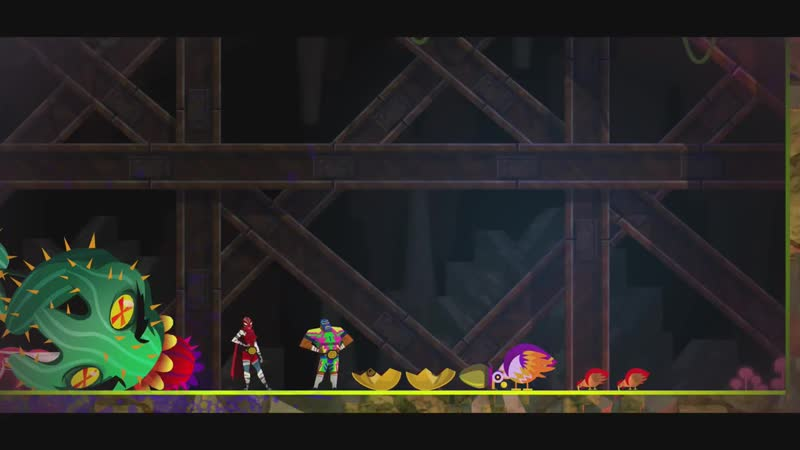 Guacamelee! 2 - All Bosses [Hard Mode, No Damage]