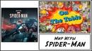 Мир Игры Spider Man Marvel's Spider Man The Art of the Game