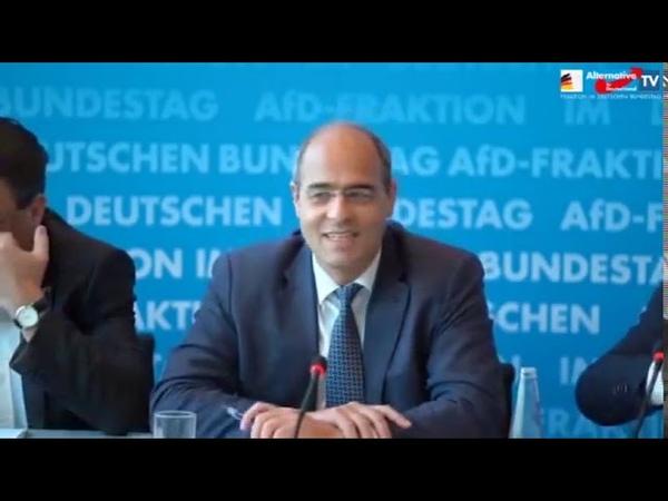 Volles Risiko: 941 Mrd Euro Target-Kredite ohne Sicherheit   AfD-TV 09.04.2019