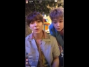 Instalive Jonghun with Jaejin Seunghyun 21 07 18