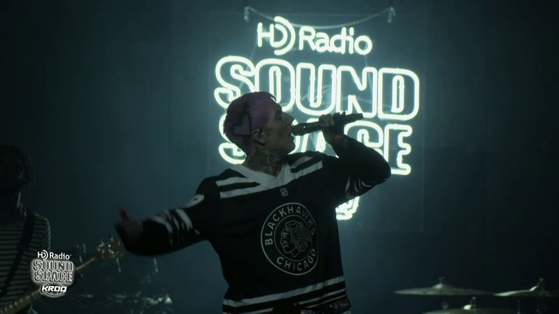 Bring Me The Horizon - nihilist blues (Live at KROQ HD Radio Sound Space)