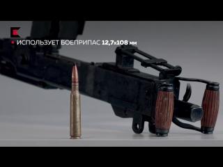 Оружие Победы: Пулемет #ДШКМ