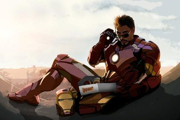 Железный человек Во вселенной Marvel Comics существуют такие персонажи, о которых слышали даже те, кто никогда не перелистывал графические романы и не заглядывал в лавку комиксов. Изобретатель и