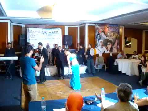 Alyona Markatyuk (Krupina) Winner of Salamat Masr in Cairo