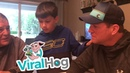 Heartwarming Father and Son Moment ViralHog