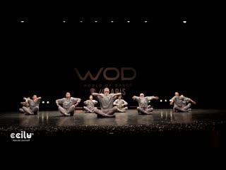 ALIENS CREW ¦ 1st Place Team ¦ World of Dance Paris 2019 ¦ #WODFR19