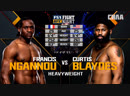Fight Night Beijing Free Fight Francis Ngannou vs Curtis Blaydes 1