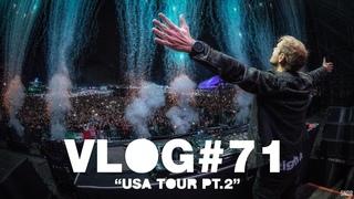 Armin VLOG #71 - USA Tour, Pt. 2