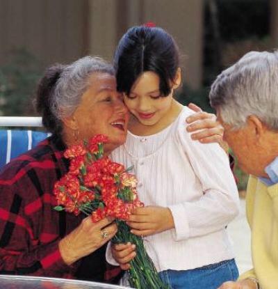 Отмечаем День бабушки!