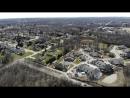 Дождались лётной погоды:) Слепила свой первый видос с дрона:) Милуоки, Висконсин, США