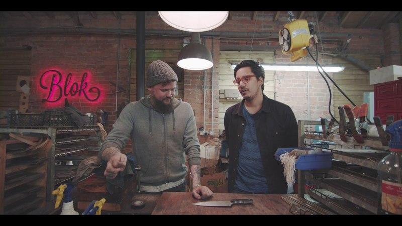 Slow Makers Episode 3 Bed Edmonds Blok Knives