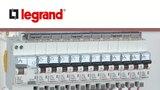 Bornes automatiques Legrand pour votre tableau