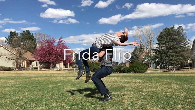 The Frida Flip | Swing Dance Aerial Breakdowns (Lesson 35) | Shauna Marble | Lindy Hop