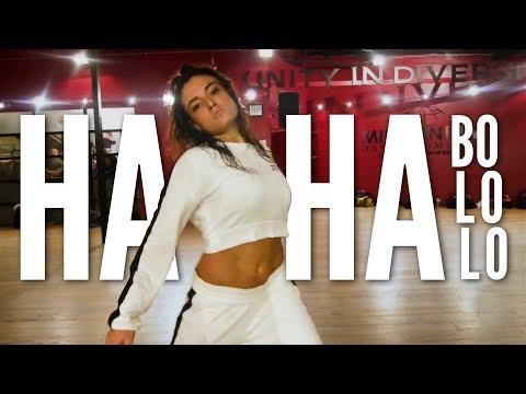 Jade Chynoweth   BOLOLO HA HA - Lazy Flow   Dez Soliven Choreography