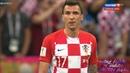 Франсия Хорватия Первий тайм 2 1 France vs Croatia