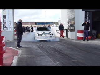 Miguel Montebello Runs 8.42 @ 182mph - Europes fastest FWD