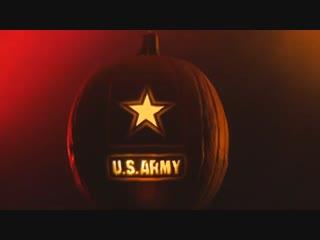 Military cadets getting ready for Halloween 2018. Курсанты военной школы готовятся к Хэллоуину.