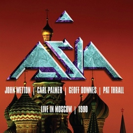 Asia альбом Asia: Live in Moscow 1990