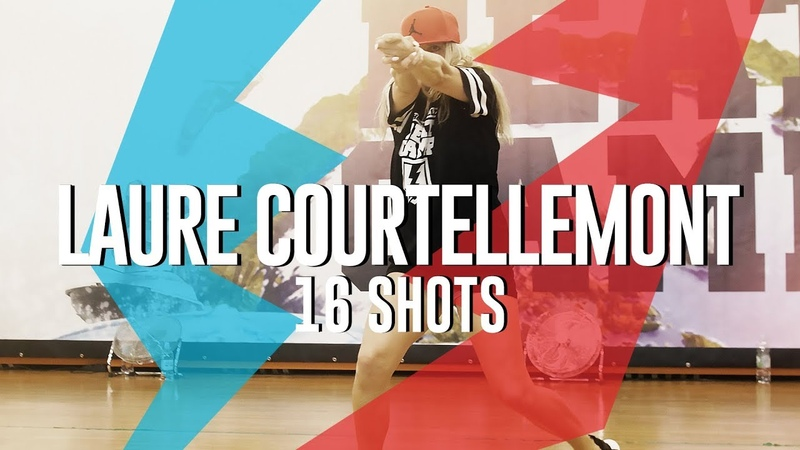 Laure Courtellemont I Stefflon Don 16 shots I WhoGotSkillz Beat Camp 2017 | Danceproject.info