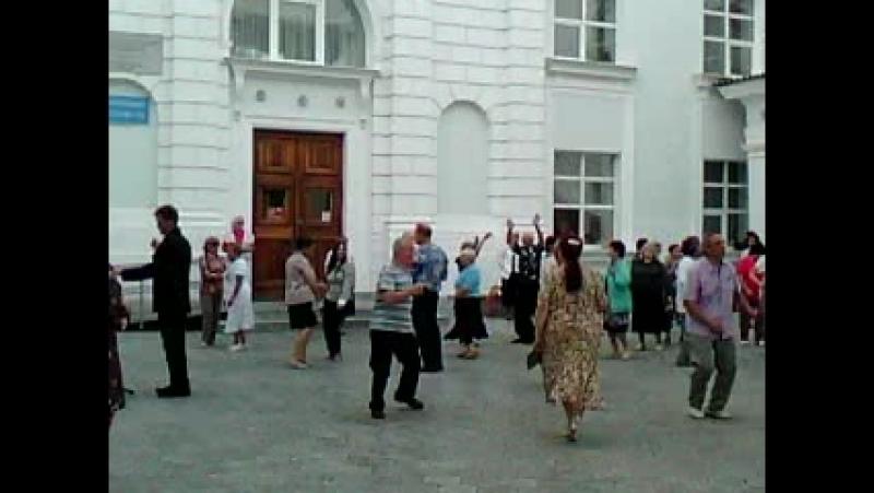Асбестовский муниципальный духовой оркестр ! Танцы 12.08.2018