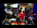 Dj Aisyah Jatuh Cinta Pada Jamilah ¦ BONUS ¦ DRUM ONLY by Nur Amira Syahira