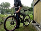 rockshox pike compression +gate +uturn+rebaund тест