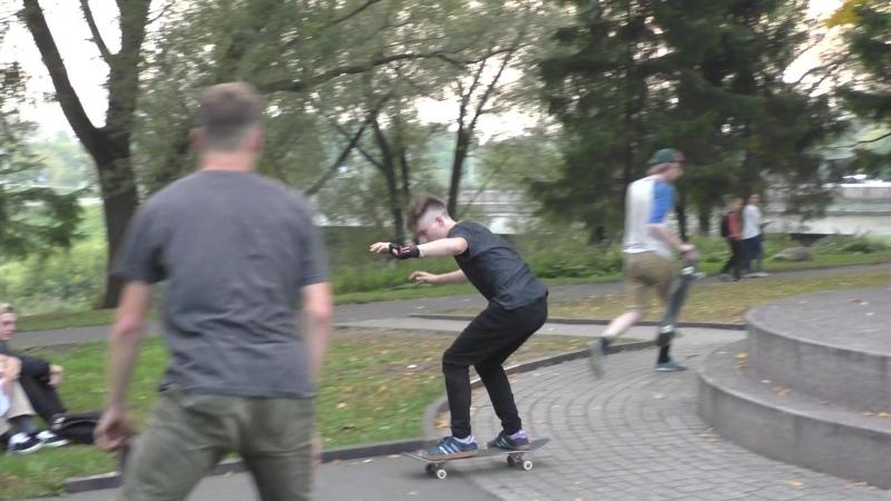 Скейт-Контест от gon' fishin'