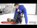 De La Riva Guard Pass Variation 1