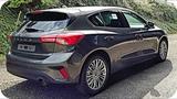 2018 New Ford Focus Titanium first look ergo Seats
