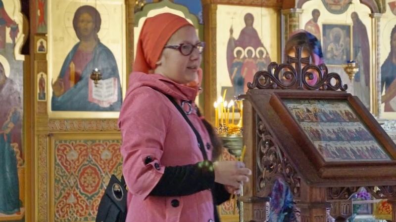 Праздник Рождества Пресвятой Богородицы в Пронском монастыре