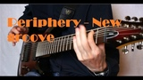 Periphery - New groove Djent in drop A (cover)