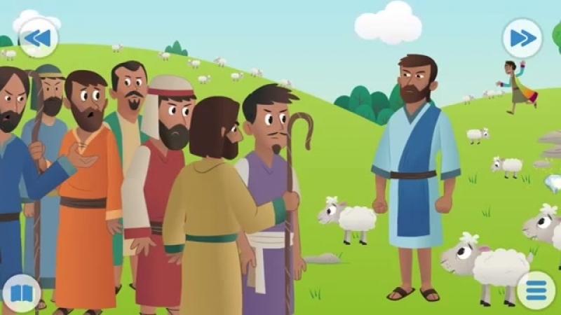 Библия для детей-Сновидец 6 серия