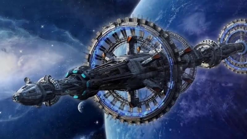 Шок! На орбите Земли обнаружили крупные корабли пришельцев