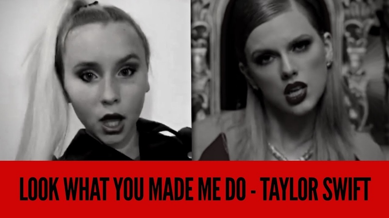 Look What You Made Me Do (Taylor Swift) cover by Vivian Hicks