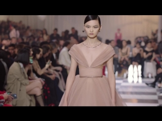 Spring-Summer 2018 Haute Couture show in Shanghai - Video of the show