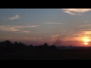 Метеориты в Чувашии 10 августа